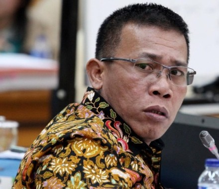 Anggota Komisi III DPR Masinton Pasaribu