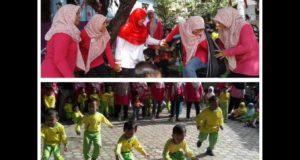 Meriahnya Lomba Agustusan di RA Dhiyaush Shafa & PAUD Almira Najla