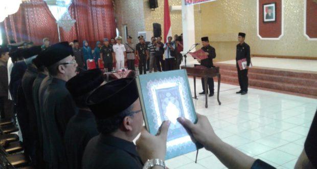 285 PNS Kabupaten Cirebon Dimutasi Tadi Siang, Ini Formasi ...