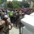 Istighosah Di Kantor Bupati Cirebon Berujung Bentrok