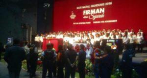 Ormas PAS Bubarkan Paksa Acara Kebaktian Natal di Sabuga Bandung