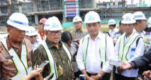 Dampingi Menhub, Gubernur Pastikan Bandara Kertajati Selesai Tepat Waktu