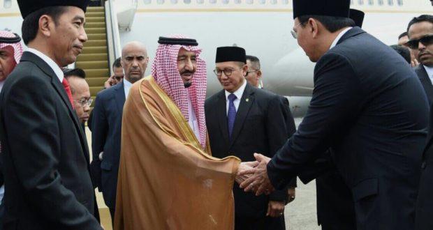 Ahok Salami Raja Arab, Netizen: Ini yang Gak Bisa Dilakuin Anies – Sandi