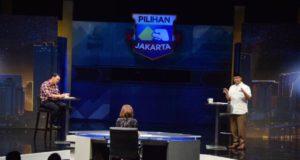 """Format Debat """"Mata Najwa"""" Anies-Ahok, Saling Sindir Jawab"""