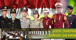 Polri Buka Pendaftaran Polisi 2017, Gratis!