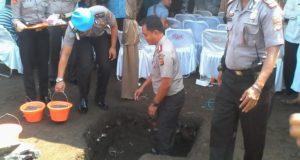 Polsek Mangkubumi Bakal Punya Mako baru