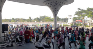 HS Premiere Kota Harapan Indah Sukses Gelar Move To Mood Anniversary