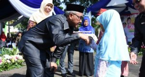 Penghargaan dari Kemendikbud Kado Hardiknas di Depok