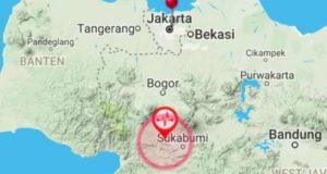 Gempa Sukabumi Tidak Berpotensi Tsunami, Warga Diminta Tenang