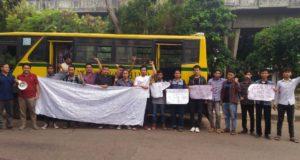 Desak Plt Bupati Subang Dilantik, Mahasiswa Ontrog Kemendagri