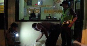 Kompak! Polsek Mangkubumi & FPI Tasik Bongkar Rumah Produsen Miras