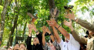 Pertahankan 'Mega Bird Diversity', Jabar Kampanyekan Pelestarian Burung Liar