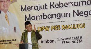 PKS Siapkan Stok Pemimpin Indonesia Timur