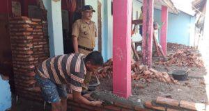 Kudumulya Rehab Kantor Desa Pakai Banprov Jabar