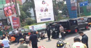 Dua Tas Mencurigakan Buat Geger Masyarakat Depok