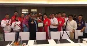 SEA Games 2017, Atlet Jabar Dominasi Raih Emas Untuk Indonesia