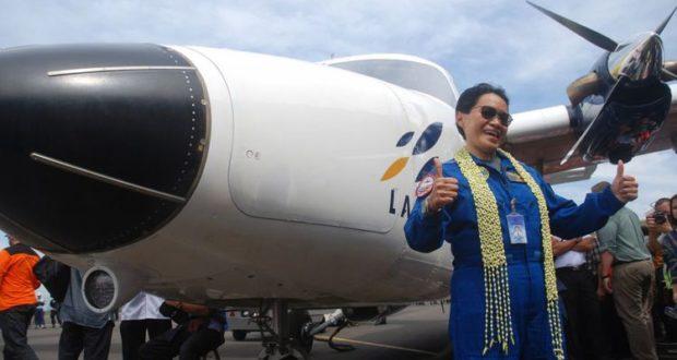 Bersejarah! Pesawat N219 Karya Anak Bangsa Ini Sukses Uji Terbang Perdana