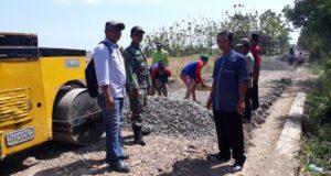 Infrastruktur Desa Gebang Kulon Makin Mantap Dengan DD 2017