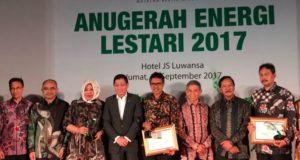 Kembangkan Energi Terbarukan, Pemprov Jabar Raih Penghargaan