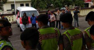 BOP PAUD, Puluhan Massa Datangi Disdik Kabupaten Tasik