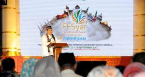 Potensial, Keuangan Syariah Tumbuhkan Semangat Berekonomi