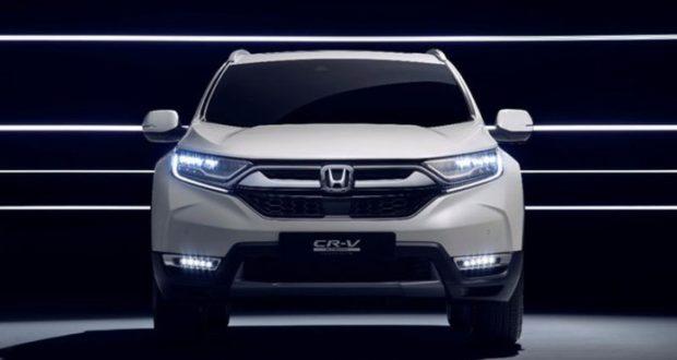 Nantikan Honda CR-V Hybrid Mengaspal Di Pasaran