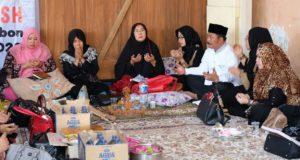Sebagai Warga NU, Tarmadi Rutin Gelar Semaan Al Qur'an