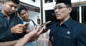 Sunjaya : DPP Tetap Memprioritaskan Pertahana Yang Direkom