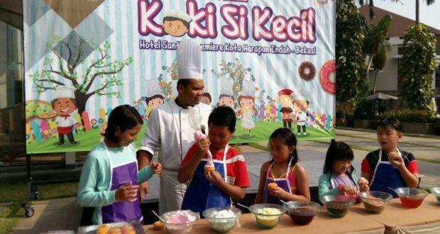 HS Premiere Kota Harapan Indah Meriahkan Liburan Seru Dengan Program Koki Si Kecil