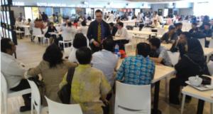 Dipecat Sepihak, Marketing Meikarta Adukan Management Lippo Ke Disnaker Kab. Bekasi