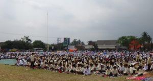Ribuan Warga Tasik Gelar Do'a Bersama Untuk Rohingya