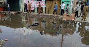 Nyumarno : Perbaikan Permanen Jalan dan Drainase di Jl. KH. Fudholi, harus Dilakukan di Tahun 2018