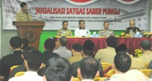 Sosialisasi Saber Pungli, Kembalikan ASN ke 'Fitrah'-nya