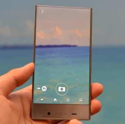Penasaran Android Sharp Aquos Crystal Kaya Apa Yuk Cari Tau