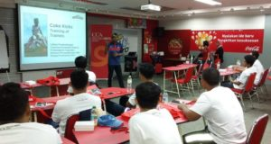 CCAI Dan ASA Foundation Gelar Pelatihan Coke Kick di Dua Daerah di Jabar