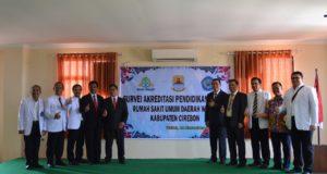 "RSUD Waled Bakal Jadi ""Rumah Sakit Pendidikan"" Pertama Di Wilayah III Cirebon"
