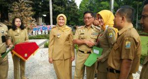 Dinkes Kab Cirebon Targetkan Masyarakat Hidup Sehat