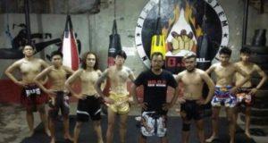 Meski Minim Anggaran, PAB-BoSS Kirim Atlet Kejuaraan Amatir Kick Boxing Tingkat Jawa-Bali di Solo