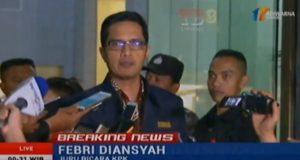 Gagal Tangkap Setnov Tadi Malam, KPK Segera Terbitkan Surat DPO