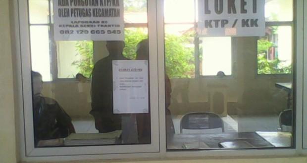 Warga Kecamatan Suranenggala Kecewa, Bikin KTP dan KK ...