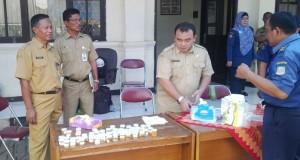 BNK Bekasi: Petugas Damkar [juga] Bisa DItangkap, Jika Terbukti Pakai Narkoba