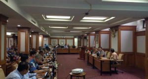 Antisipasi Masalah Keamanan, Kapolda Jabar Beri Arahan PB PON XIX