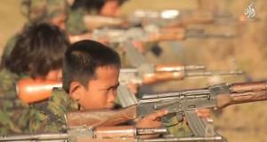 Heboh di YouTube! Video ISIS Latih Bocah Indonesia Berperang di Suriah