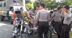 Polisi di Tasikmalaya Siaga Penuh! Persib bakal Uji Coba Lawan Persikotas