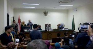 RA, ABG si Pembunuh Enno Divonis 10 Tahun Penjara
