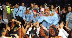 PON XIX/2016 Sukses Digelar, Jabar Torehkan Sejarah