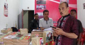 KPU Kota Tasik Serahkan APK ke Tim Sukses