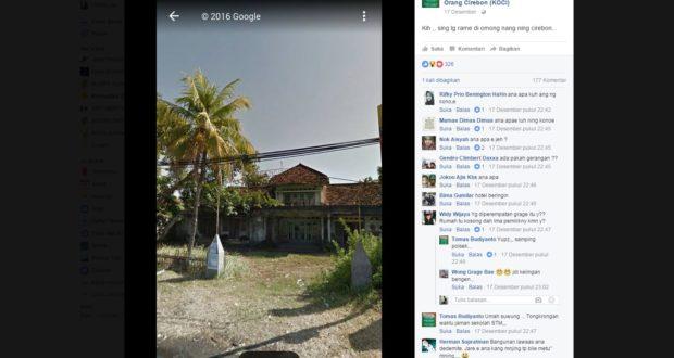 Rumah Tua Di Jalan Tuparev Cirebon Jadi Istana Dedemit?