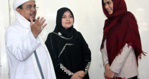 Polda Jabar Tetapkan Habib Rizieq Sebagai Tersangka