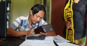Sering Nipu, Anggota BIN Gadungan Ini Diciduk Polisi